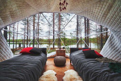 Mystery Camping Checks