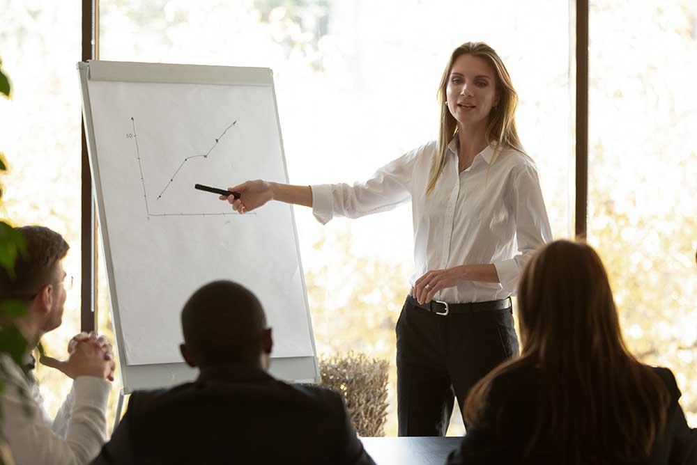 Management-Informationen für Trainings und Personalentwicklung